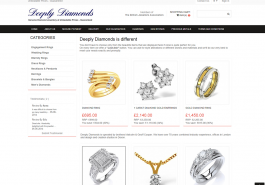 Deeply Diamonds Jewellery